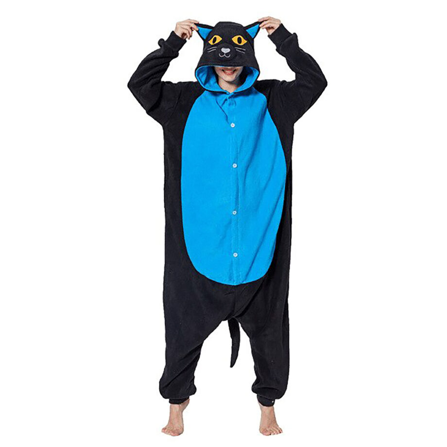 kigurumi-chat-noir-bleu
