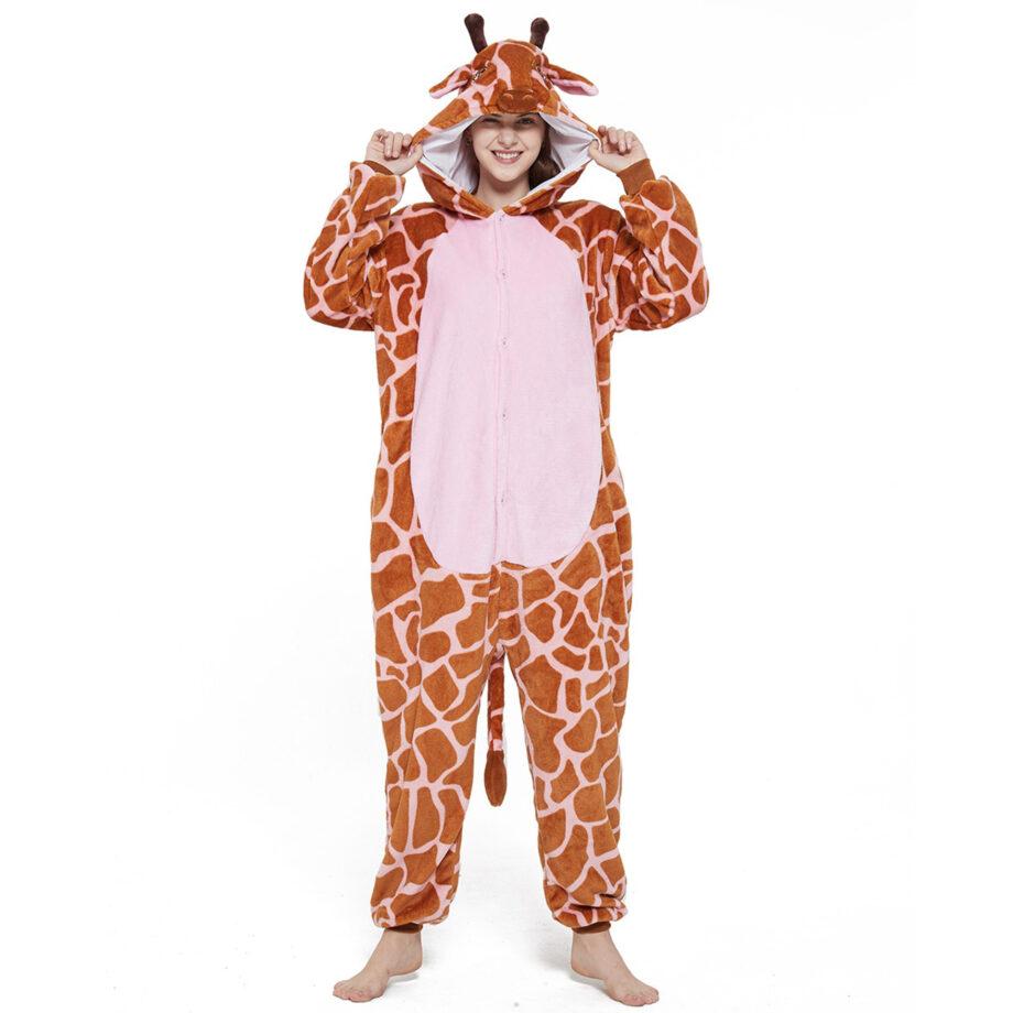 kigurumi-girafe
