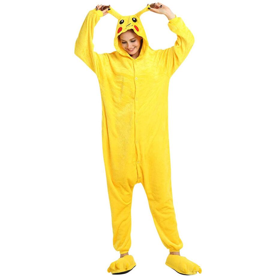 kigurumi-pikachu