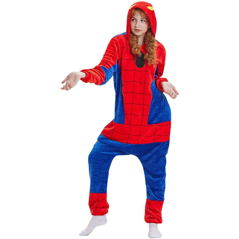 kigurumi-spider-man
