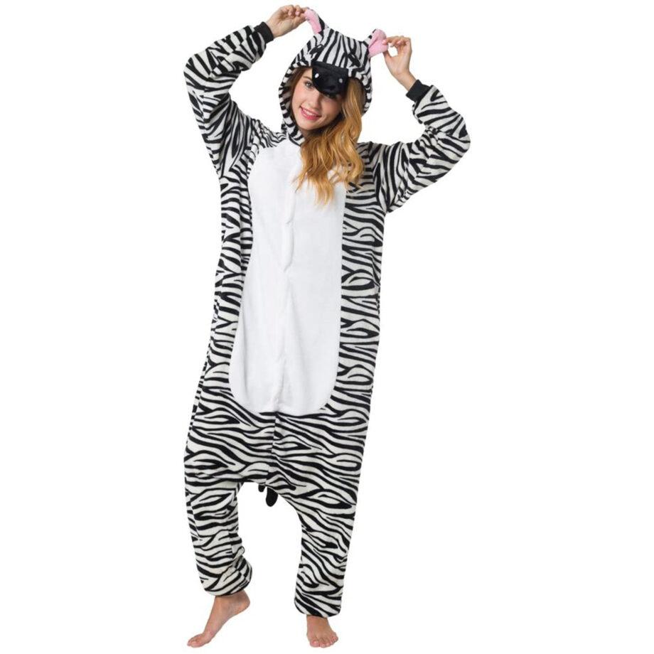 kigurumi-zebre